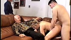 Shockingly sexy bitch Mrs C Ortega gets her precious anus fucked