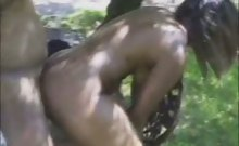 Big Cocks Outdoor Sex